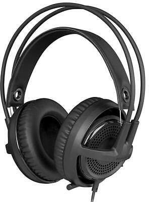 Steelseries Siberia P300 V3 FullSize Headset with Microphone - Black for the PS4