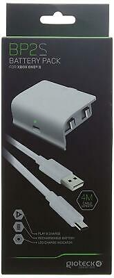 Gioteck: BP2S Rechargeable Battery Pack (White)