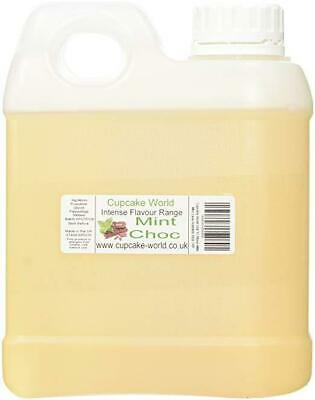 Mint Choc Intense Food Flavouring (1000 ml)