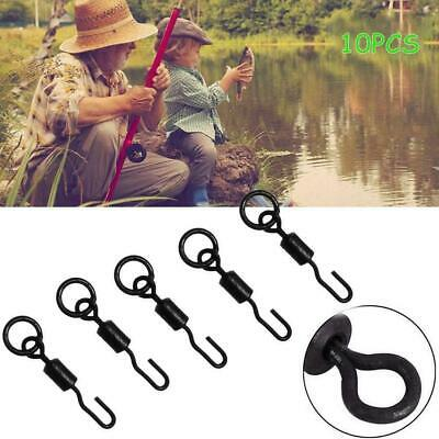 Spinner Swivels For Ronnie Rigs Carp Fishing End Tackle Change Sell Quick G7R3