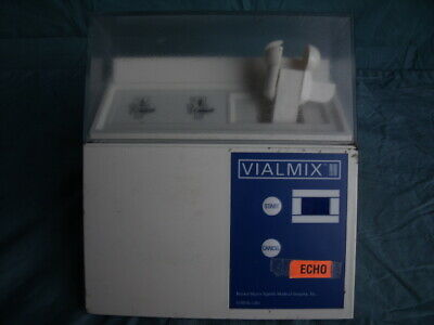 Bristol Myers Squibb Medical Imaging Vialmix Mixer Shaker For Parts. F48.3