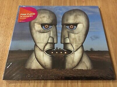 Pink Floyd - THE DIVISION BELL - Remastered 2011 Digipak New Sealed CD