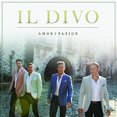 Il Divo Amor & Pasion (Cd) **New Sealed** Free Post**