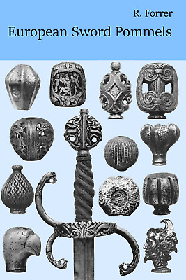 Book European Sword Pommels: With 680 figures