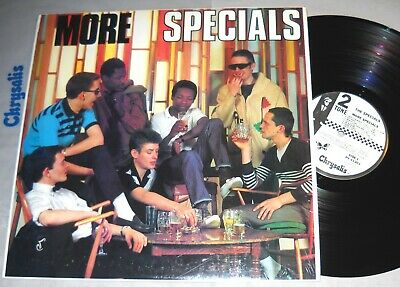 THE SPECIALS More VINYL LP record Chrysalis/Two Tone PV 41303 USA 1980 album NM
