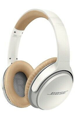 Bose® SoundLink® Wireless Around Ear Headphones II - $229 White 1 Year Warranty