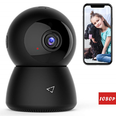 Victure 1080P FHD WiFi IP Camera Wireless Indoor Camera Night Vision Motion Home