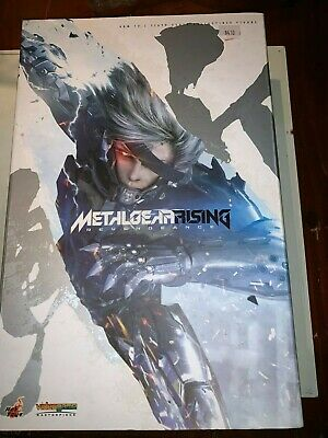 Metal Gear Rising Revengeace Hot Toys Limited Edition