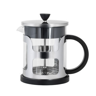 TREND'UP - CAFETIERE A PISTON 0.6 LVerre10 cm TREND'UP