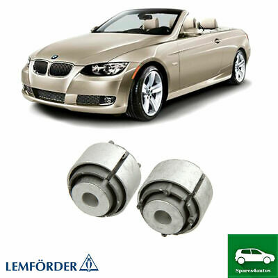BMW 1 3 5 6 7 Series X1 Z4 Meyle HD Front Track Control Arm Bushes 3146100000HD