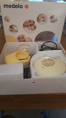 Medela Swing Single Electric Breast Pump with lots of extras
