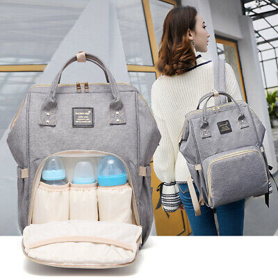 Diaper Bag Mummy Maternity Nappy Baby Backpack Multi Function For Woman