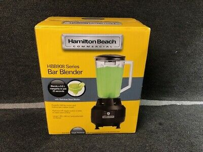 Hamilton Beach Commercial HBB908-UK Series 2 Speed Bar Blender - NEW & SEALED