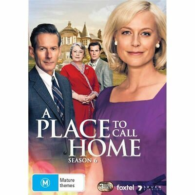 A Place To Call Home Season 6  Australian Release  Region 4 Brand New & Sealed