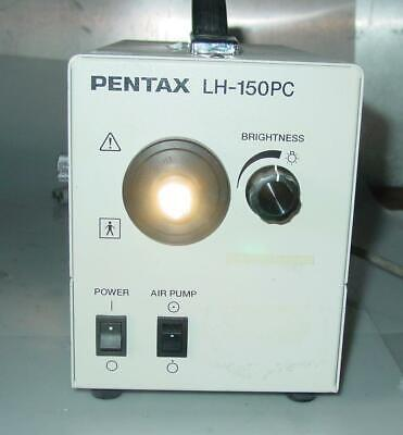 PENTAX LH-150PC light source & pump