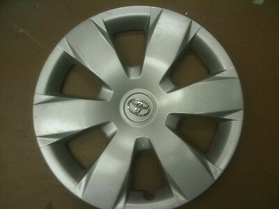 """1-2007-2008-2009-2010-2011 TOYOTA CAMRY HUBCAP WHEELCOVER 16"""" HUB CAP a/m"""
