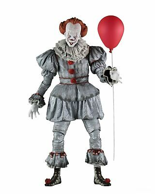 IT (2017) - 1/4 Scale Action Figure - Pennywise - NECA
