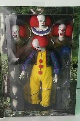 Neca It Pennywise 1990 The Movie Loose Action Figure