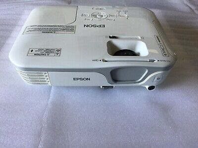 Epson EB-X11 LCD Projector Model No. H435B.