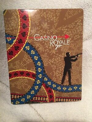 007 Casino Royale Blu Ray Best Buy Exclusive Steelbook