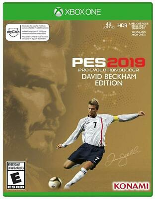 Konami Pro Evolution Soccer 2019 - David Beckham Edition Xbox One