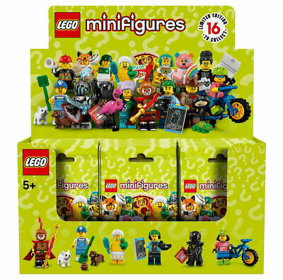 Lego Series 19 Sealed Box Case of 60 Minifigures 71025 SHIP OUT ON 9/1/2019