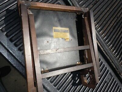 Vintage Leg-O-Matic Folding Chair With Original Label Under Seat