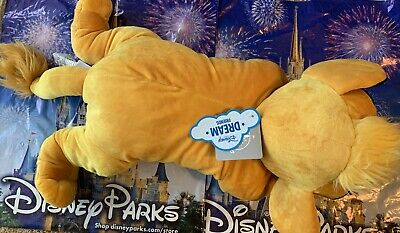 NEW Disney Parks Dream Friend Sleeping Baby Lion King Simba 18 Inch Plush Doll