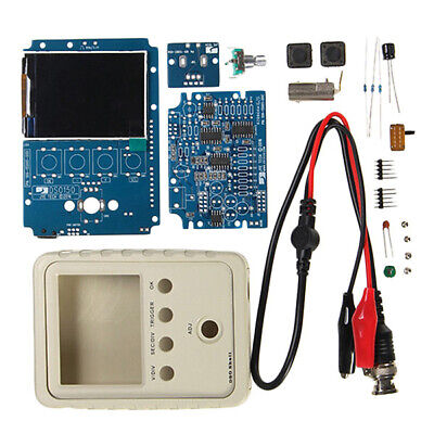 Tech For Dso150 15001K Diy Digital Oscilloscope Unassembled Kit With Housing D