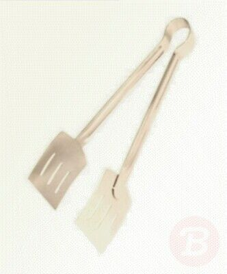 Vogue Serving Tongs 9In Stainless Steel Food Kitchen Catering Utensils