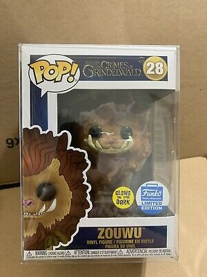 Fantastic Beasts - Zouwu Glow In The Dark Exclusive Funko Pop! ***PREORDER***