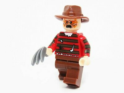 Freddy Krueger Nightmare on Elm Street Mini Figure Unbranded Building Block