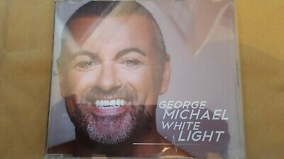 George Michael - White Light / Song To The Siren Promo Cd