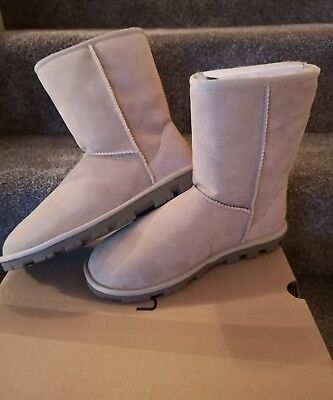 4f898da7cc2 UGG BOOTS WOMENS Essential Mini size UK 8.5 brand new with box And ...