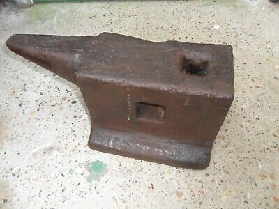 Hastings Large blacksmith's Anvil, very heavy blacksmith anvill