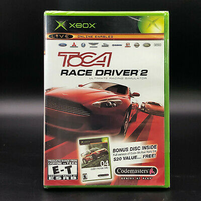 TOCA: RACE DRIVER 2 For PlayStation 2 PS2 Racing Very Good