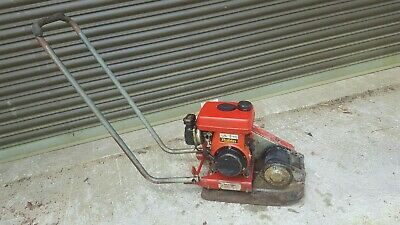 Dynapac Wacker Compaction Plate With Robin Petrol Engine