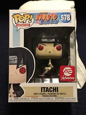 Itachi 578 Naruto Shippuden Alliance Entertainment Exclusive Funko Pop
