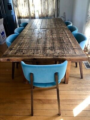 Antique dining table 8 - 10 Seater