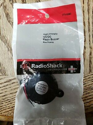 Radio Shack High Intensity Piezo Buzzer 273-0080