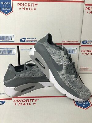 NIKE AIR MAX 90 Ultra 2.0 Flyknit 875943 402 Racer Blue