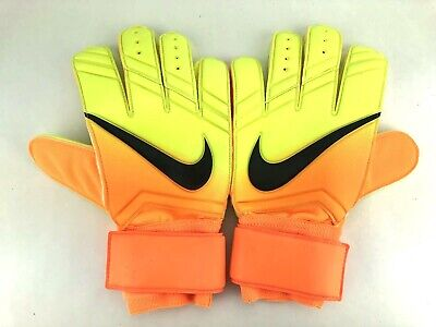 Nike GK Vapor Grip 3 Goalkeeper Soccer Gloves Mens PGS225-810 Sz 9.5