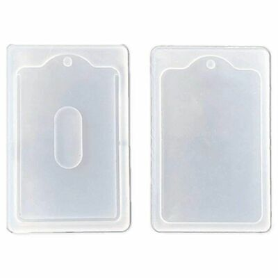 Card Sets Shape Handmade Accessories Silicone Mold,Polymer Clay Silicone Mo