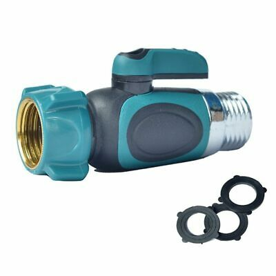 Garden Hose to Shut Off Valve Connect Outside Spigot Friendly Faucet Extens