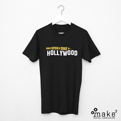 T-shirt Once Upon A Time In Hollywood (Tarantino tshirt maglia maglietta)