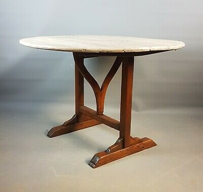 Late 19thC French Vendage Table