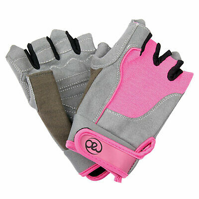 Fitness MAD Ladies Cross Training Gloves - Pink - Small