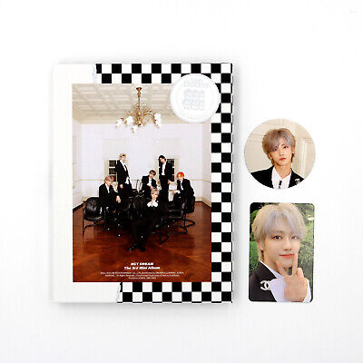 [NCT DREAM] Album - We Boom / Boom / We ver. Album + Jaemin Pcs