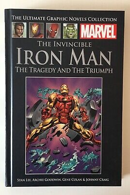 Iron Man: The Tragedy And The Triumph Marvel Ultimate Graphic Novels Collection