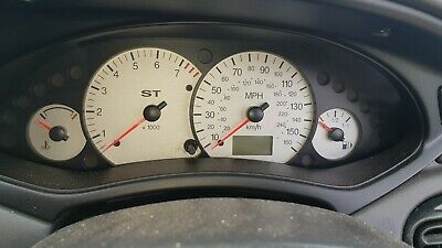 Genuine Ford Focus ST170 Speedo Clocks 110k - Used
